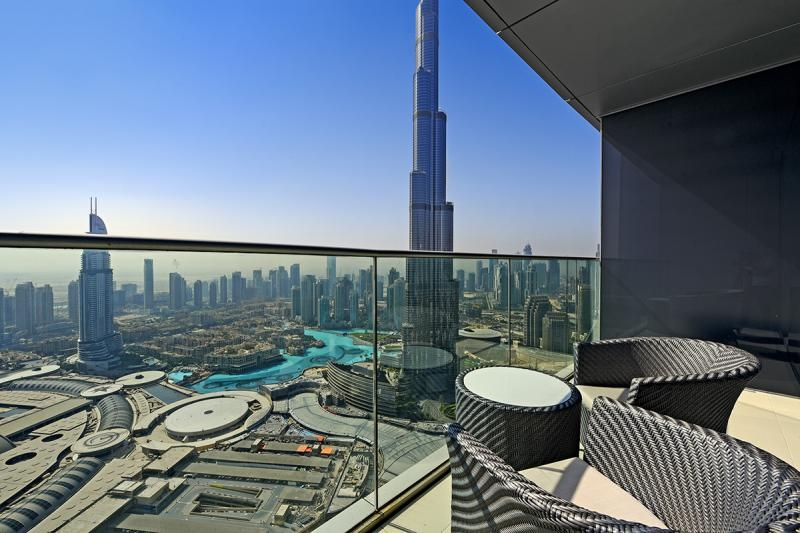 3 Bedroom Apartment For Rent in  The Address The BLVD,  Downtown Dubai | 0