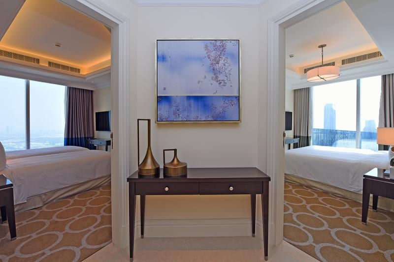 3 Bedroom Apartment For Rent in  The Address The BLVD,  Downtown Dubai | 10