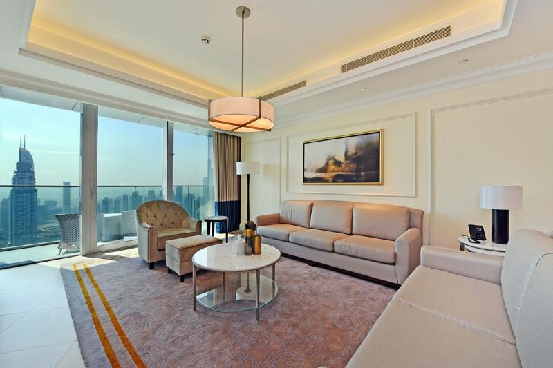 3 Bedroom Apartment For Rent in  The Address The BLVD,  Downtown Dubai | 1