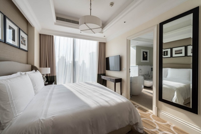 3 Bedroom Apartment For Rent in  The Address The BLVD,  Downtown Dubai | 11