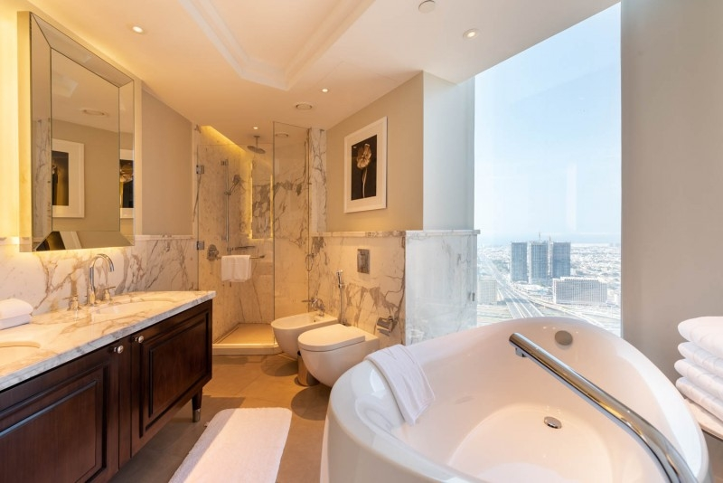 3 Bedroom Apartment For Rent in  The Address The BLVD,  Downtown Dubai | 12
