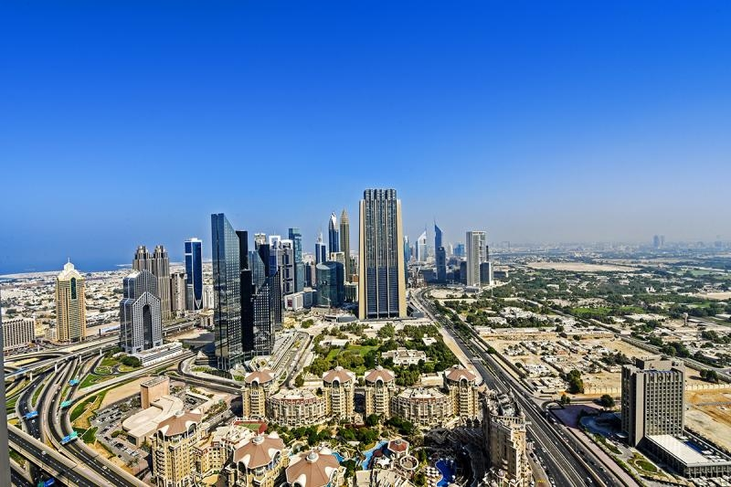 3 Bedroom Apartment For Rent in  The Address The BLVD,  Downtown Dubai | 13