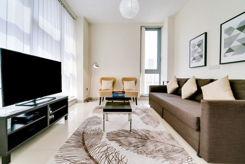 2 Bedroom Apartment For Rent in  Standpoint A,  Downtown Dubai   4