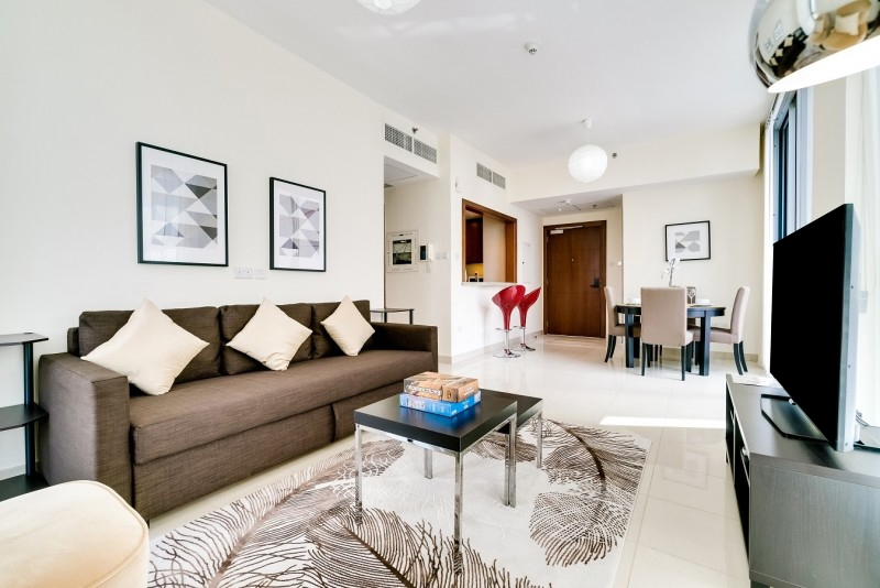 2 Bedroom Apartment For Rent in  Standpoint A,  Downtown Dubai   0