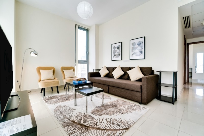 2 Bedroom Apartment For Rent in  Standpoint A,  Downtown Dubai   2