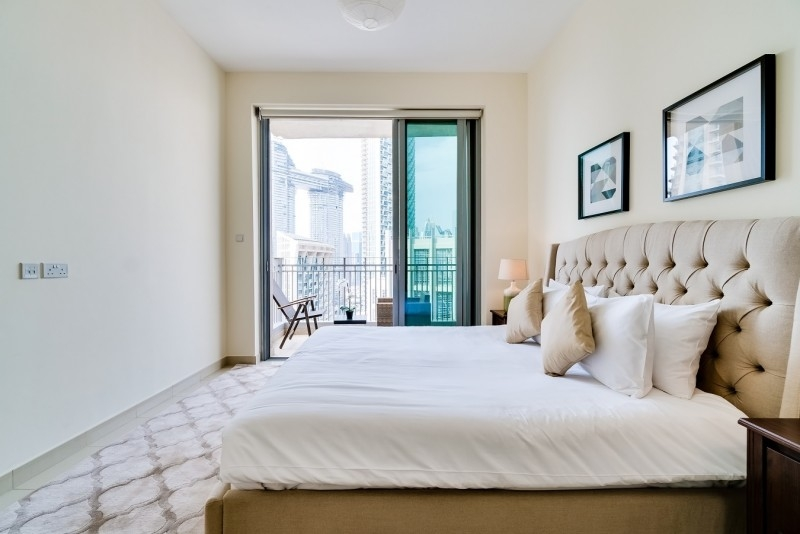 2 Bedroom Apartment For Rent in  Standpoint A,  Downtown Dubai   9
