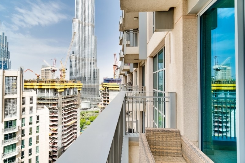 2 Bedroom Apartment For Rent in  Standpoint A,  Downtown Dubai   18