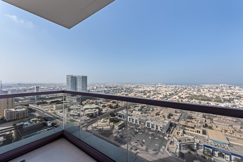 2 Bedroom Apartment For Rent in  A A Tower,  Sheikh Zayed Road   7