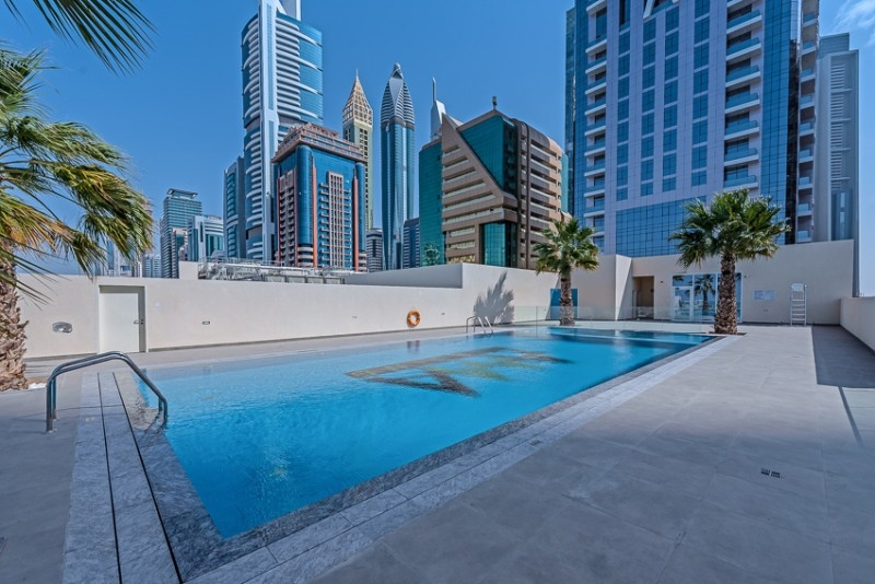 1 Bedroom Apartment For Rent in  A A Tower,  Sheikh Zayed Road   8