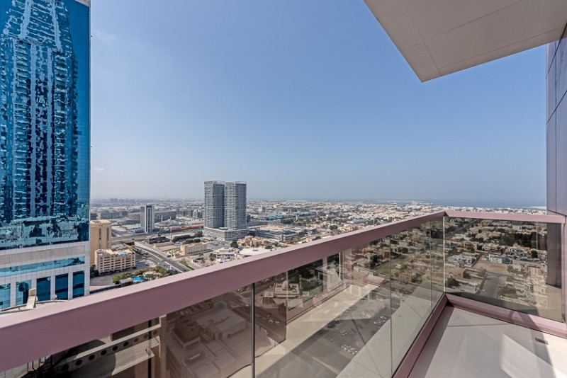 1 Bedroom Apartment For Rent in  A A Tower,  Sheikh Zayed Road   12