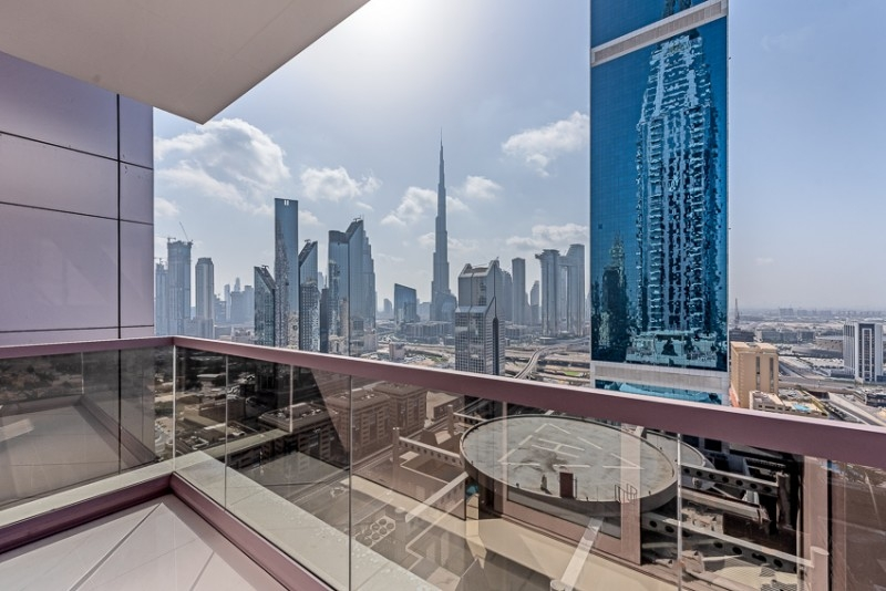 1 Bedroom Apartment For Rent in  A A Tower,  Sheikh Zayed Road   13