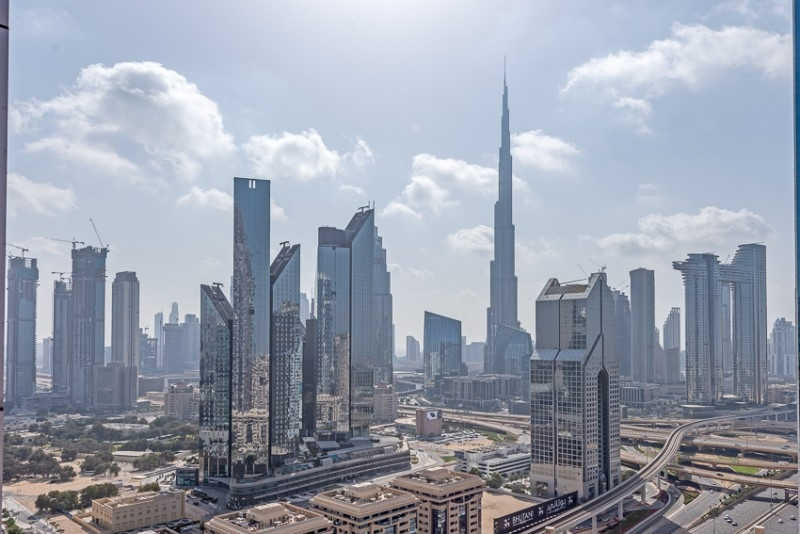 1 Bedroom Apartment For Rent in  A A Tower,  Sheikh Zayed Road   14