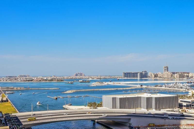 2 Bedroom Apartment For Sale in  Iris Blue,  Dubai Marina | 1