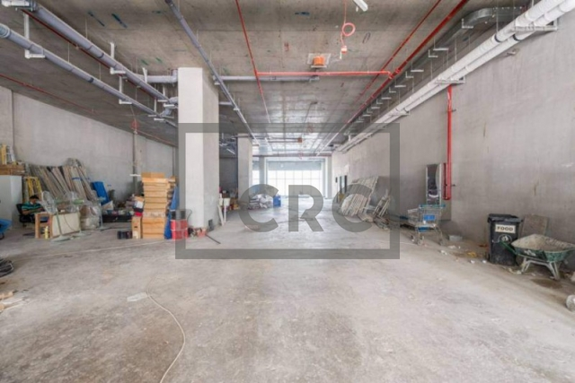 furnished retail for rent in al mamzar, the square | 1