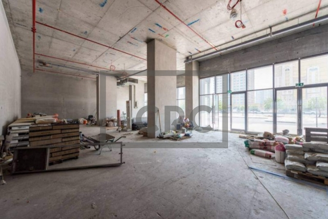 furnished retail for rent in al mamzar, the square | 3