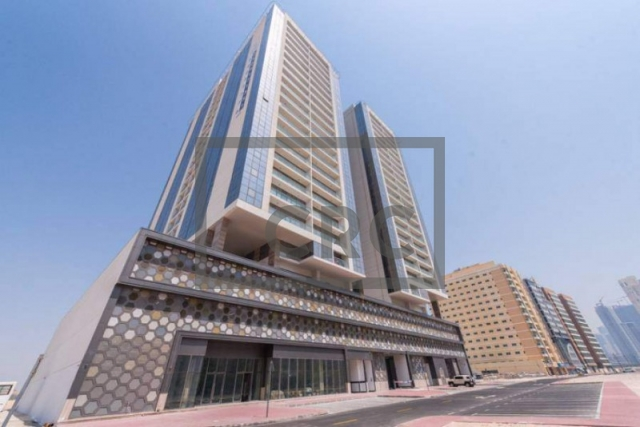 furnished retail for rent in al mamzar, the square | 10