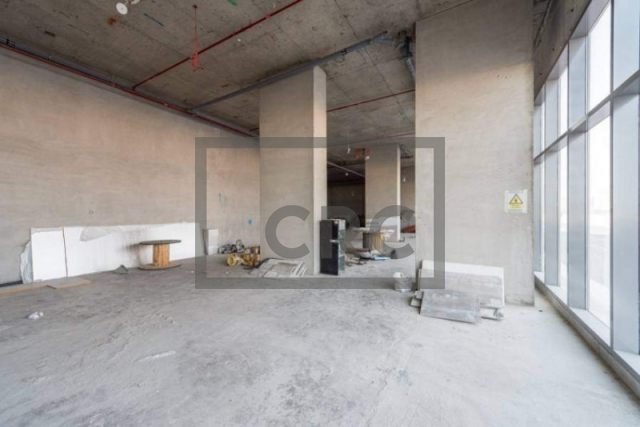 furnished retail for rent in al mamzar, the square | 4