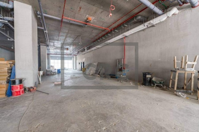 furnished retail for rent in al mamzar, the square | 2