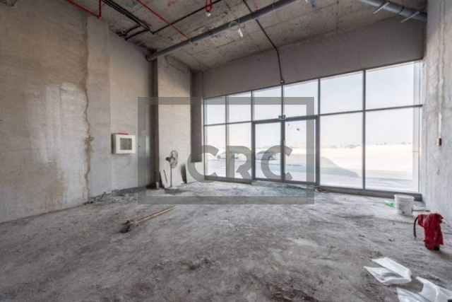 855 sq.ft. Retail in Al Mamzar, The Square for AED 102,584