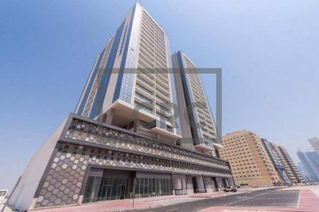 retail for rent in al mamzar, the square   9