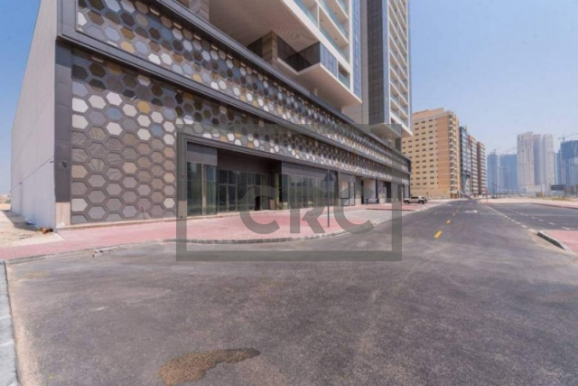 retail for rent in al mamzar, the square   8