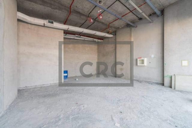retail for rent in al mamzar, the square   3