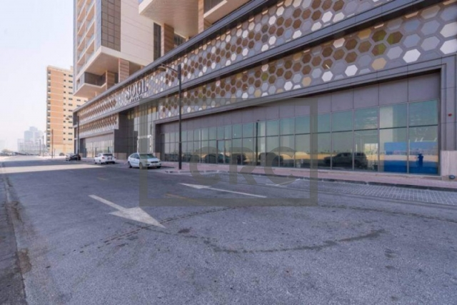 retail for rent in al mamzar, the square   10