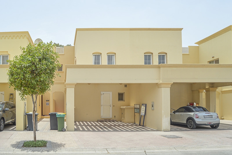 2 Bedroom Villa For Rent in  Springs 14,  The Springs | 0