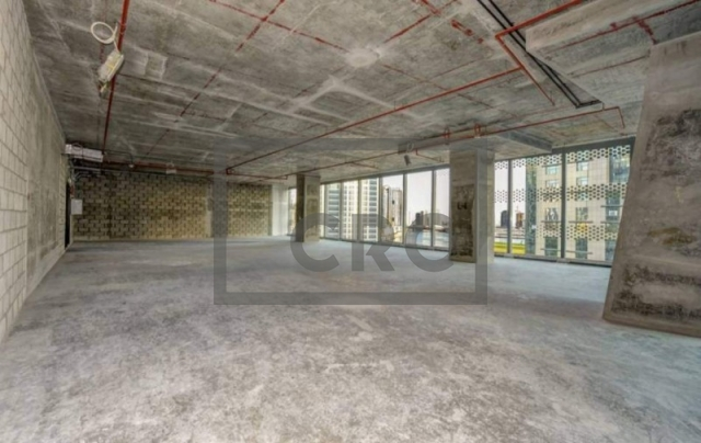 furnished office for sale in business bay, the opus   12