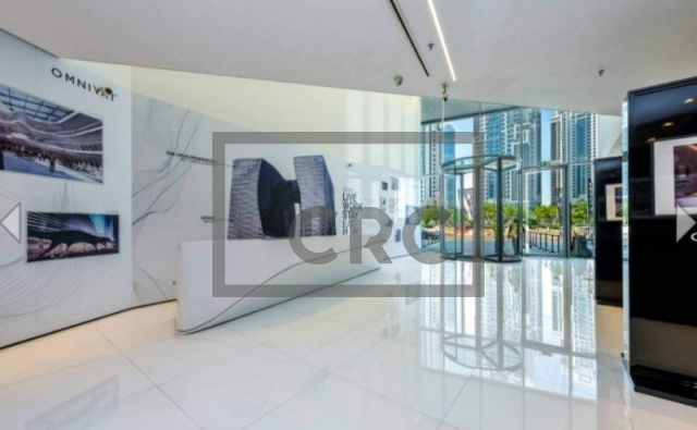 furnished office for sale in business bay, the opus   14
