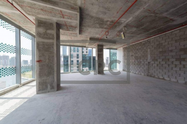 furnished office for sale in business bay, the opus   9