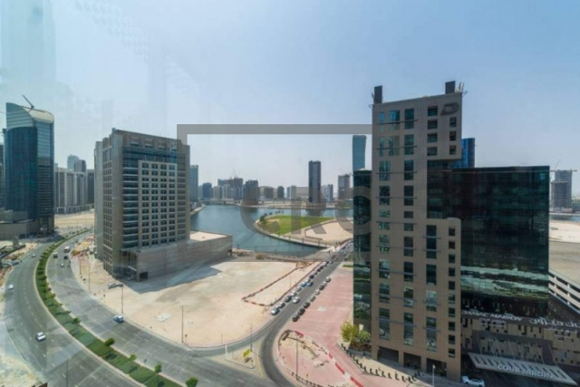 furnished office for sale in business bay, the opus   18