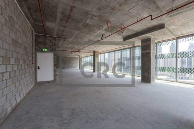 3,473 sq.ft. Office in Business Bay, The Opus for AED 5,500,000