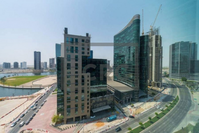 furnished office for sale in business bay, the opus   17