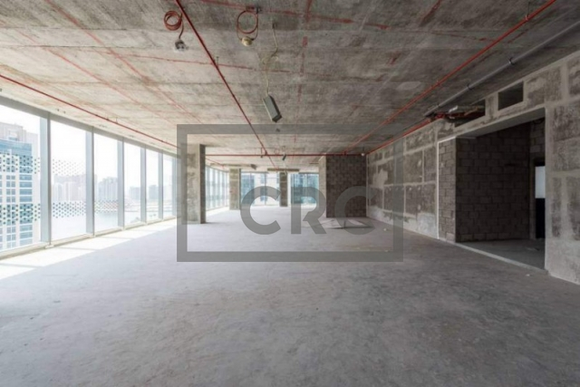 furnished office for sale in business bay, the opus   4