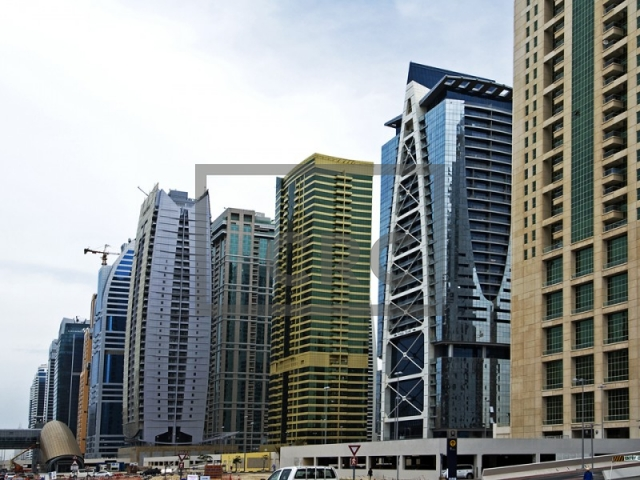 1,117 sq.ft. Office in Jumeirah Lake Towers, Hds Business Centre for AED 631,218