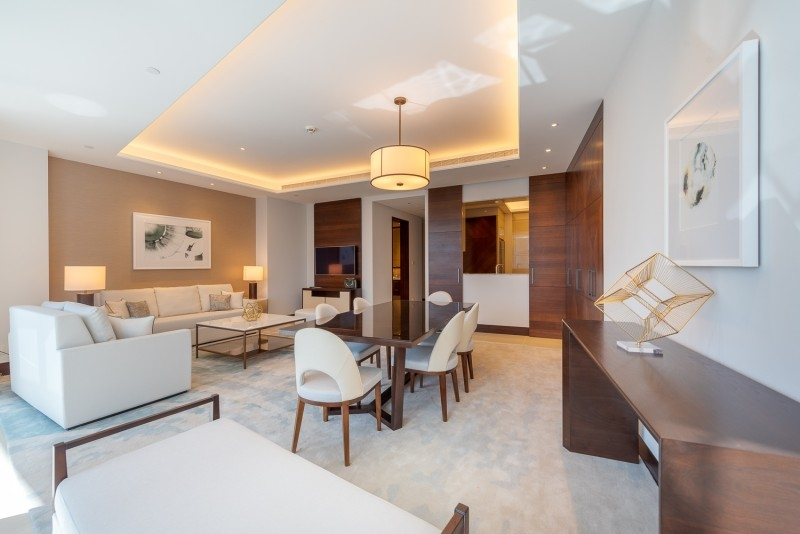 2 Bedroom Apartment For Rent in  The Address Sky View Tower 2,  Downtown Dubai | 3
