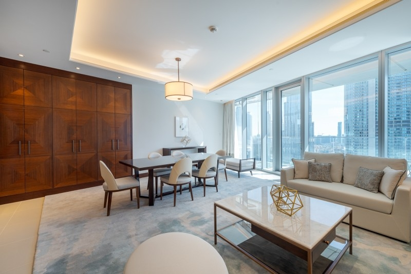 2 Bedroom Apartment For Rent in  The Address Sky View Tower 2,  Downtown Dubai | 2