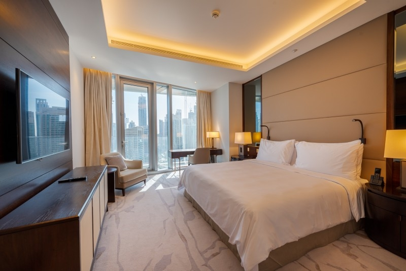 2 Bedroom Apartment For Rent in  The Address Sky View Tower 2,  Downtown Dubai | 4