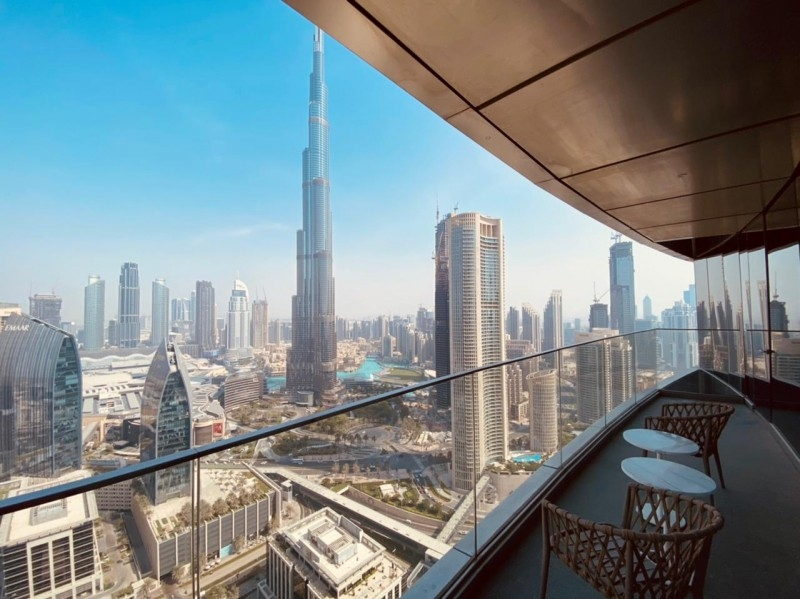 2 Bedroom Apartment For Rent in  The Address Sky View Tower 2,  Downtown Dubai | 0
