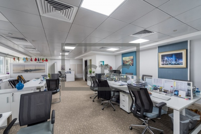 office for sale in business bay, westburry tower 1 | 1
