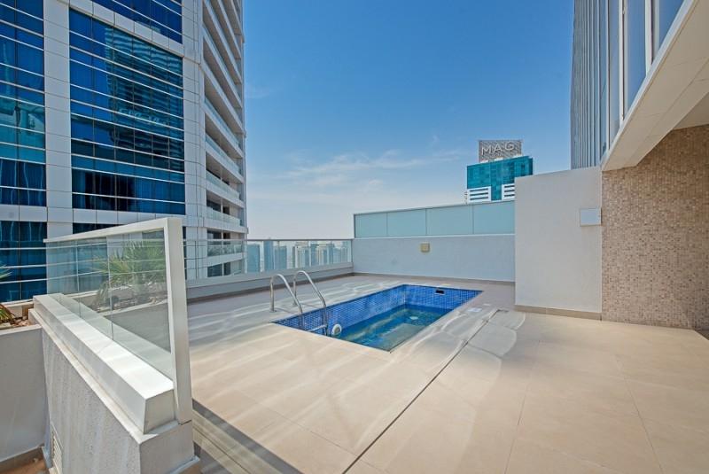 4 Bedroom Penthouse For Rent in  Marina Arcade Tower,  Dubai Marina | 4