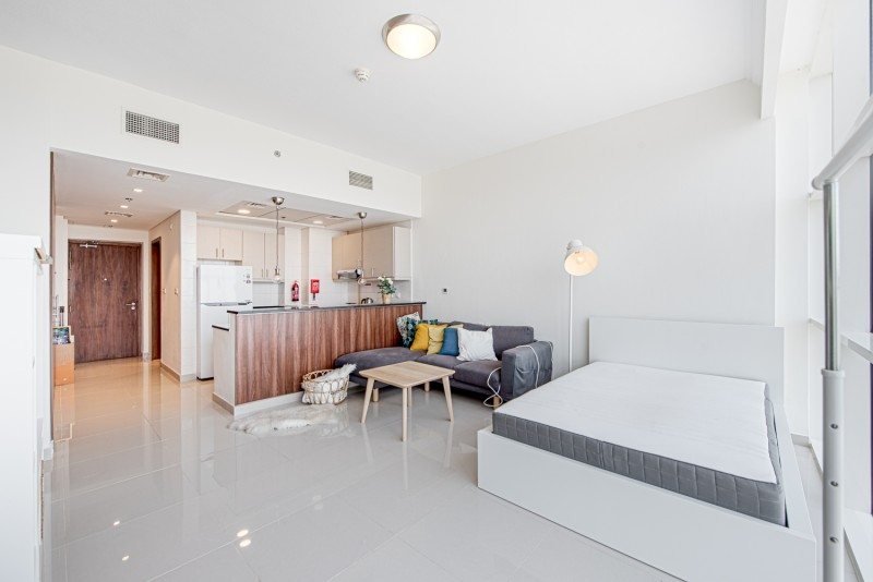 Studio Apartment For Sale in  Reef Residence,  Jumeirah Village Circle   1