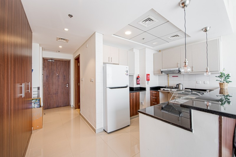 Studio Apartment For Sale in  Reef Residence,  Jumeirah Village Circle   2