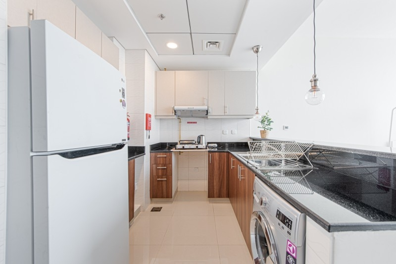 Studio Apartment For Sale in  Reef Residence,  Jumeirah Village Circle   3
