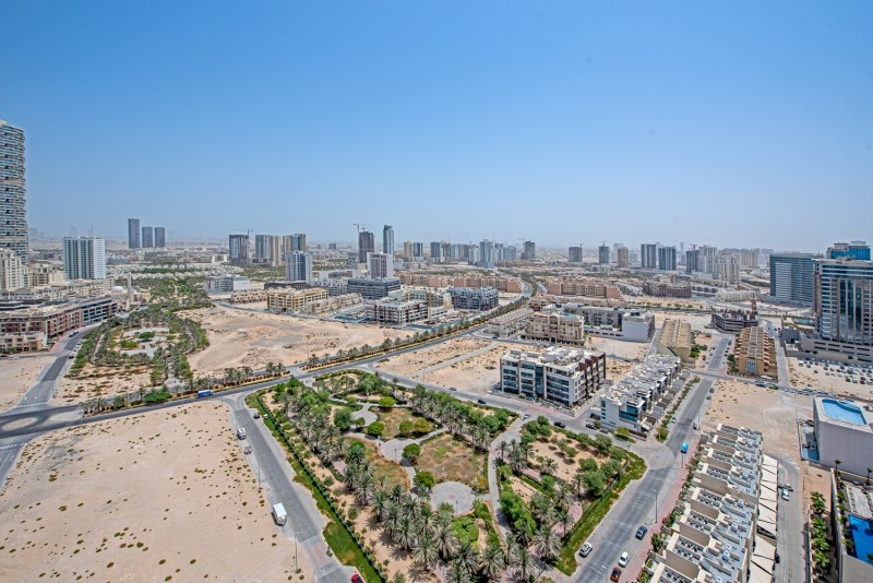 Studio Apartment For Sale in  Reef Residence,  Jumeirah Village Circle   8