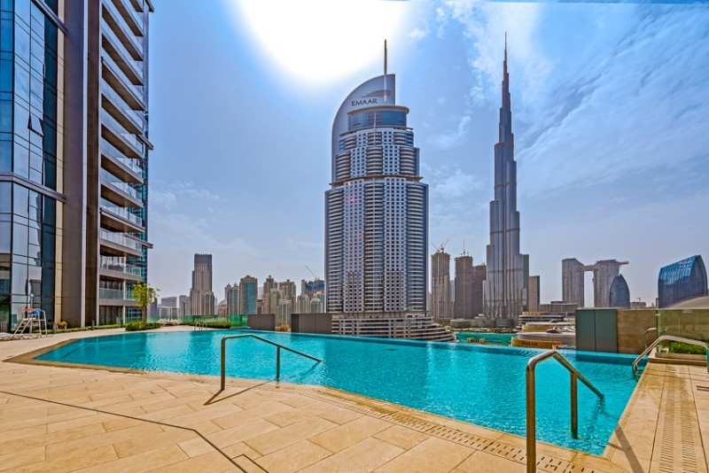 1 Bedroom Apartment For Sale in  Boulevard Point,  Downtown Dubai | 0