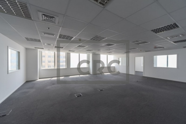 2,473 sq.ft. Office in Dubai Media City, Business Central B for AED 310,000