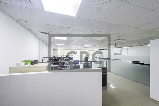 1,105 sq.ft. Office in Jumeirah Lake Towers, Jumeirah Bay X3 for AED 995,000