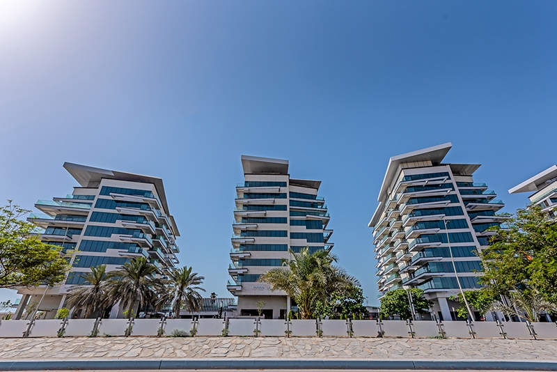 Studio Apartment For Rent in  Mayan 3,  Yas Island | 10